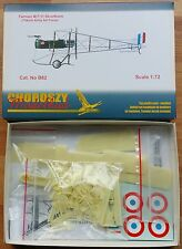 B82- Farman M,F.11 Shorthorn (French Army Air Force)-Choroszy Modelbud-1/72