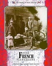 The French Canadians (Peoples of North America)-ExLibrary