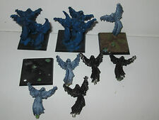 Warhammer Fantasy Vampire Counts metal OOP Spirit Hosts x12 models (4 bases)