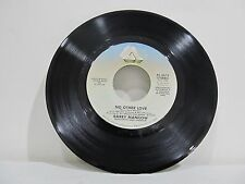 """45 RECORD 7""""- BARRY MANILOW - NO OTHER LOVE"""