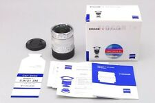 【MINT in BOX】CARL ZEISS Biogon T 21mm f2.8 ZM Lens Leica M Mount From Japan #536