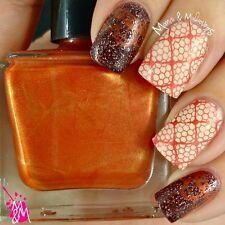 15ml Born Pretty Nail Art Stamp Stamping Polish Ruby Red Nail Polish Varnish 29#