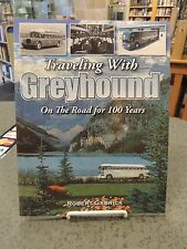 Traveling with Greyhound by Gabrick On the Road for 100 Years History Bus
