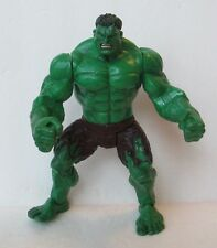 "INCREDIBLE HULK MOVIE 2003  POUNDING ARMS W/ STRING 6"" ACTION FIGURE, Loose"