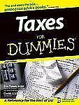 Taxes for Dummies 2004 by Eric Tyson (2003, Paperback)