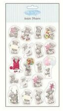 TATTY TED ME TO YOU BUBBLE STICKER EMBELLISHMENTS FOR CARDS AND CRAFTS