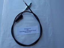 BSA NORTON TRIUMPH MATCHLESS MAGNETO ADVANCE CABLE