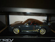 Norev Porsche 911 GT3 RS 2010 Grey 1/18