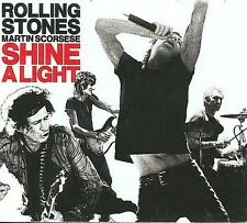 ROLLING STONES - Shine A Light (Deluxe Edition) OST (2008) BRAND NEW, EXCELLENT