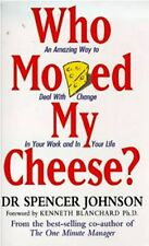 Who Moved My Cheese by Dr Spencer Johnson  NEW