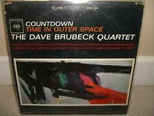 Dave Brubeck Quartet - Countdown Time In Outer Space - LP in Great Conditions L1