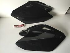 CACHE PLASTIQUE COQUE CARENAGE ARRIERE NOIR HONDA 250 CRF CR-F CR250F 2004 2005