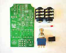 DIY Warm Analog sounding Delay Effect pedal Kit - PCB and more