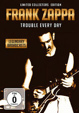 FRANK ZAPPA New Sealed 2016 LIVE PERFORMANCES, INTERVIEWS & MORE DVD