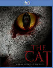 The Cat (Blu-ray Disc, 2014)  DON'T BUY FROM AUTO 1 CENT UNDER ME   NEW