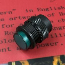 1 Pcs 2 Pin GREEN Cap OFF ON N/O SPST Momentary Push Button Switch