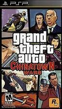 Grand Theft Auto: Chinatown Wars ( Sony PSP ) Brand New - Sealed