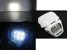 18W Cree Off Road Dirt Bike Enduro MX White Motorcycle Headlight for Honda CRF