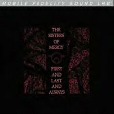 First and Last and Always [LP] by The Sisters of Mercy (Vinyl, Apr-2011,...