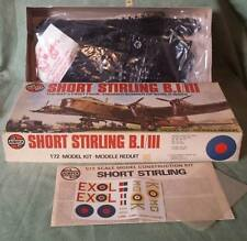 AIRFIX SHORT STIRLING B1/3 1/72 MODEL KIT 1975 VINTAGE TOYS BRAND NEW