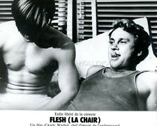 JOE DALLESANDRO ANDY WARHOL FLESH  1968 VINTAGE LOBBY CARD ORIGINAL #2