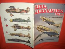 Squadron Signal 6008, REGIA AERONAUTICA Vol.1 Italian Air Force 1940-1943