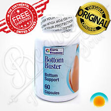 BOTTOM BUSTER pills bigger buttock Enhancement lift glutes levanta cola trasero