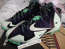 NIKE Lebron XI 11 ALL STAR USA 15 UK 14 49,5 come Gumbo LEAGUE Gator KING 2014 KD 6