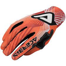 Acerbis MX-X3 Gloves Orange Adult Large L XC XCW SX SXF EXC MXC NEW