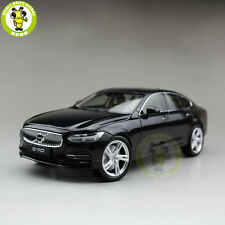 1/18 Volvo S90 T5 Diecast Model Car Collection Gift Black Color