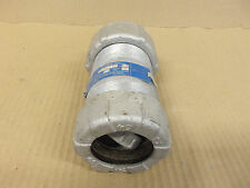 """COOPER CROUSE HINDS XJ541 XJ-541 1 1/2"""" EXPANSION JOINT MAX EXPANSION 4"""