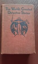 THE WORLD'S GREATEST DETECTIVE STORIES - 47 SHORT STORIES