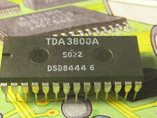 TDA3800A TV Stereo processor. DIP28 Philips     1pcs