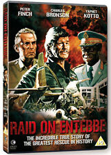 RAID ON ENTEBBE - DVD - REGION 2 UK