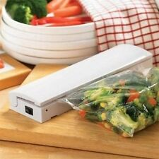 Home Portable Seal Vacuum Food Bag Sealer Packaging Machine Kitchen Tools UL