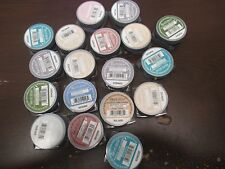 18 L'OREAL INFALLIBLE EYE SHADOW *ASSORTED* EXP: 10/17+ AA 3897