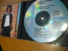 Michael Jackson - Off the Wall - CD - EPIC CD 83468 - Austria.