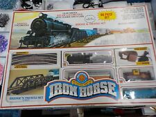 Vintage HO Bachmann Iron Horse Train Set