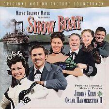 Show Boat [1951 Soundtrack] [Bonus Tracks] OOP MGM Musical
