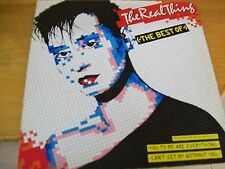 THE REAL THING THE BEST OF  LP MINT---
