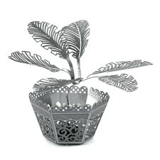 Fascinations Metal Earth Works 3D Laser Cut Steel Model Kit Sago Palm Plant Tree