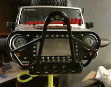 SALE PigSnot Scx10 Rubicon Halo bumper front Warn winch Contrast stinger Axial