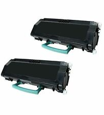 2-Pk/Pack 330-2666 Toner Cartridge for Dell 2330 2330D 2330DN 2350 2350D 2350DN