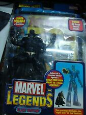 Marvel Legends Sentinel Series Black Panther LOC