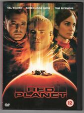 (GU755) Red Planet - 2001 DVD