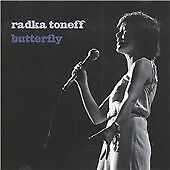 """Toneff, Radka""-Butterfly  CD NEW"