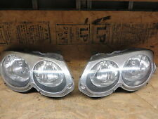 CHRYSLER 300M 300 M 99-03 1999-2003 HEADLIGHT SET RH & LH   OE