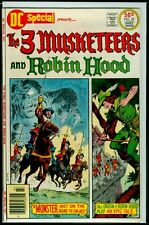 DC Comics DC Special Presents #22 The 3 MUSKETEERS And ROBIN HOOD VFN 8.0