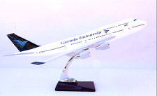 Mouse over image to zoom GARUDA-INDONESIA-LARGE-DISPLAY-PLANE-MODEL-18-034-AIR