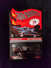 HOT WHEELS RLC *1966 TV SERIES BATMOBILE* CLUB EXCLUSIVE 2008 - #07612 / 13,428